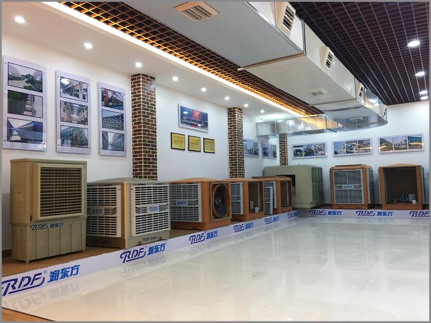 润东方环保空调,冷库,中央空调,冷水机,车间降温设备