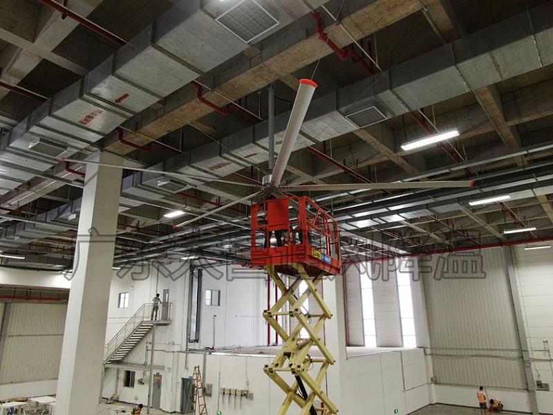 大型工业吊扇