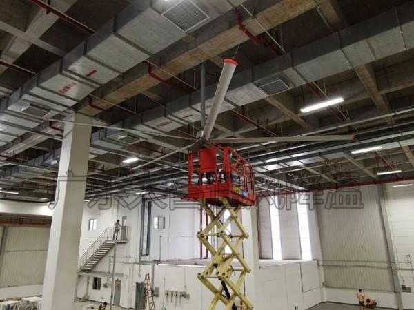 工业大风扇-大风扇厂家-厂房用大型吊扇-安全节能