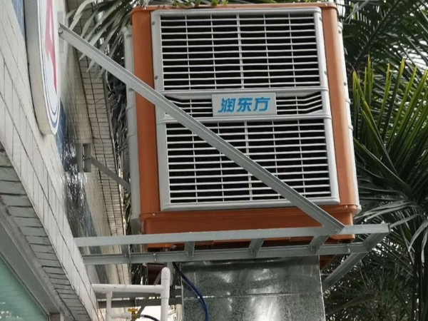 东莞环保空调-工业空调降温-高温厂房通风降温设备