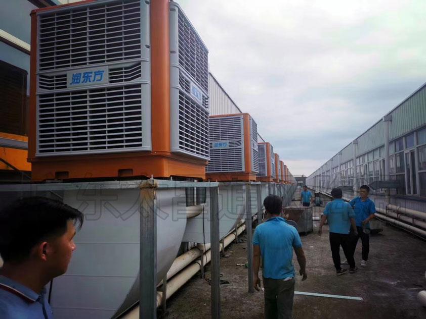 水产养殖行业环保空调
