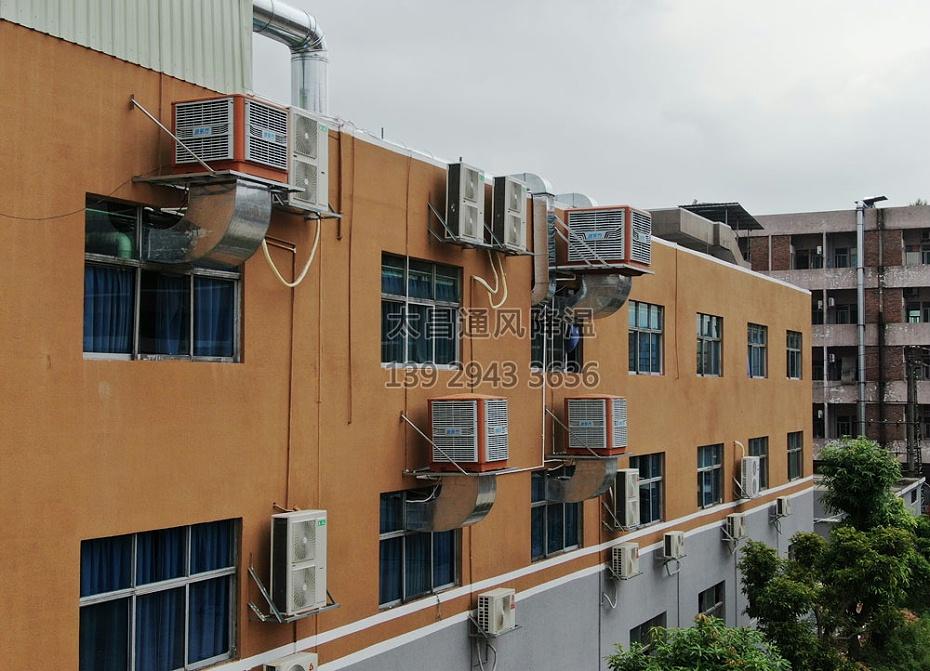纺织制衣环保空调