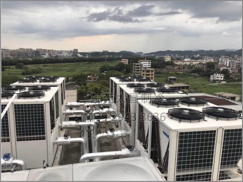 深圳中央空调机组,风冷模块式机组
