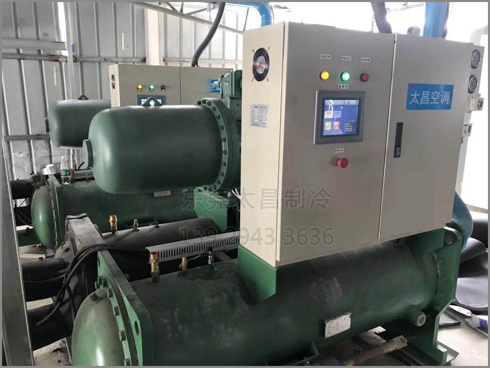 中央空调冷水机组
