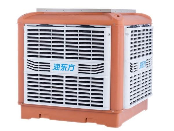 18000风量工业冷风机 蒸发式降温设备