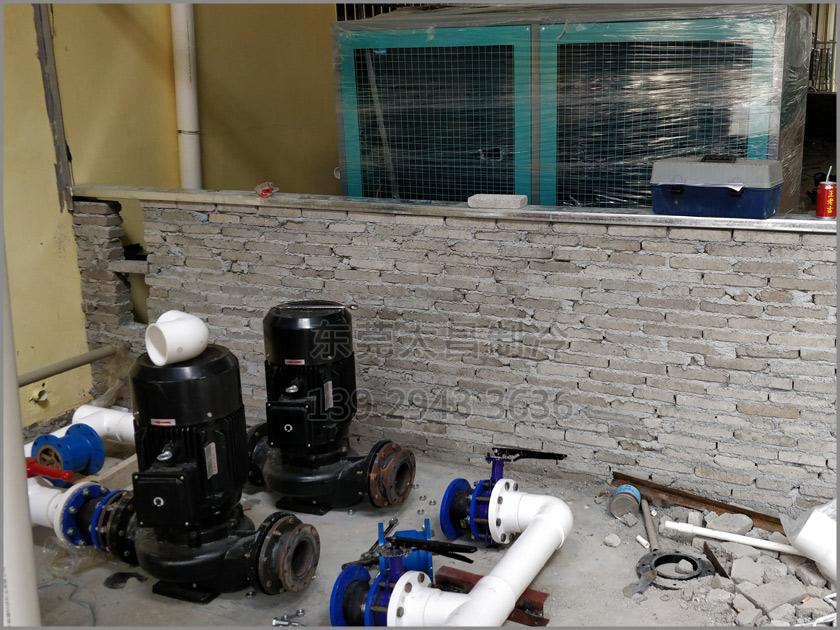 工业冷水机,冷冻水,冷却水,冷水机,冷却塔
