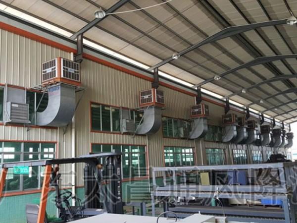 车间降温设备东莞环保空调:厂房降温规划一站式服务