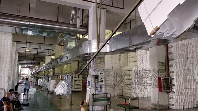 包装厂环保空调