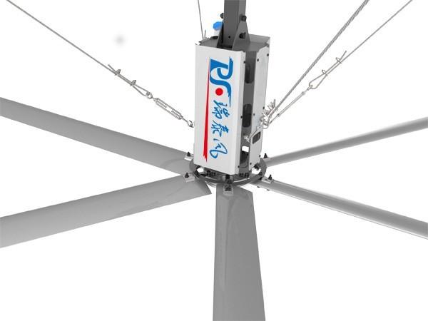 5.5米工业大风扇