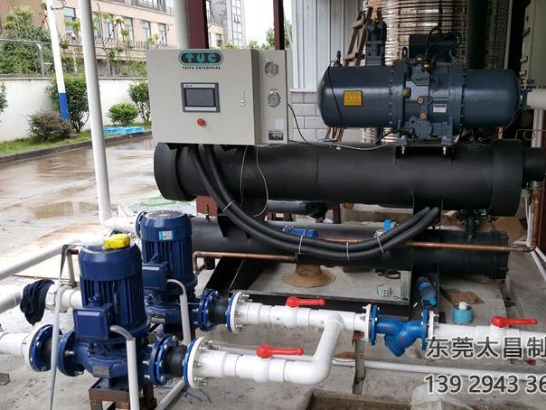 五金加工车间冷却水方案