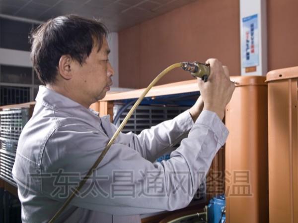 润东方工业环保空调 一款非常环保节能车间降温设备