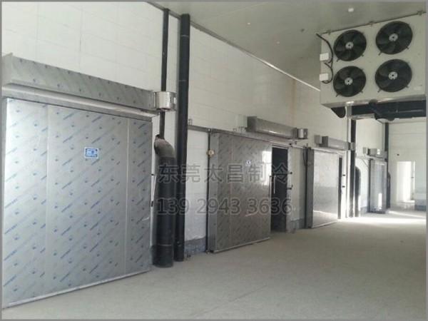 食品冷库的运行原理及构造要求