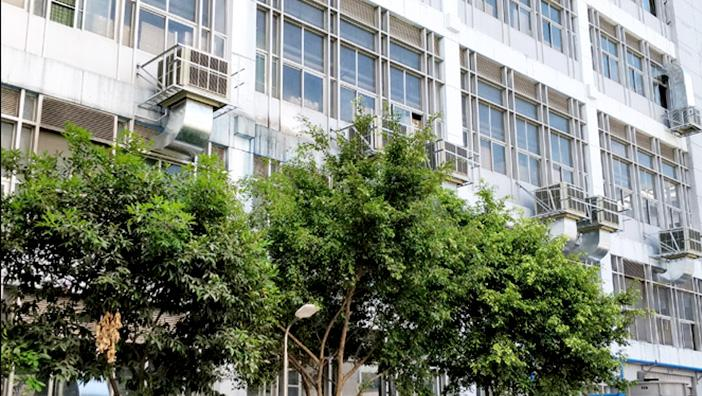 广州电子厂环保空调工程案例