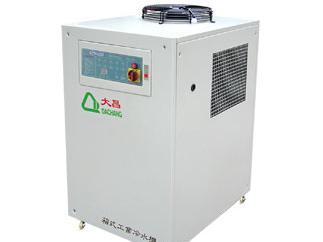 太昌风冷箱式工业冷水机