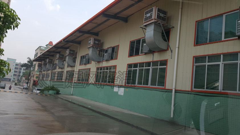 养殖行业环保空调