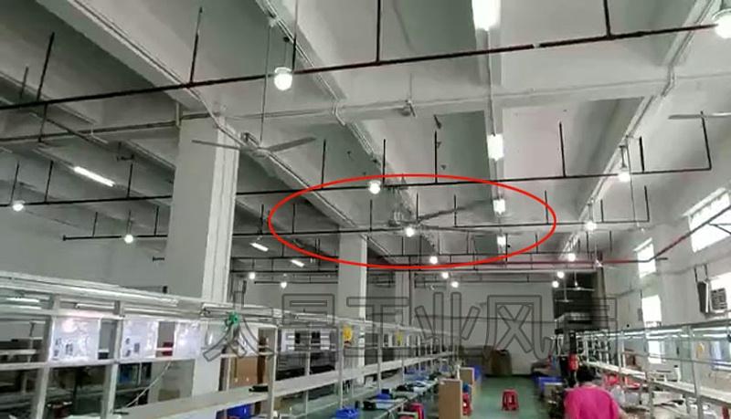 工业大风扇-太昌永磁直驱工业