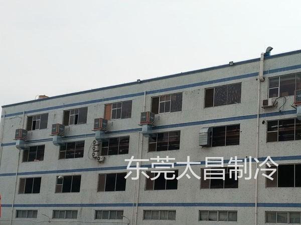 润东方节能环保空调安装工程 车间厂房降温通风换气系统